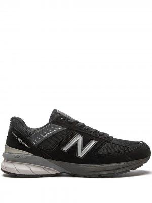 Кроссовки M990 New Balance. Цвет: черный