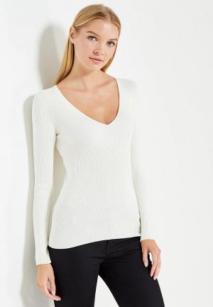 Пуловер Bestia. Цвет: белый