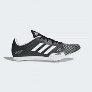 Шиповки для легкой атлетики adizero ambition 4 Performance adidas. Цвет: черный