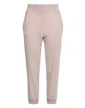 Повседневные брюки ENZA COSTA. Цвет: светло-коричневый