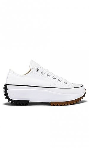 Кроссовки run star hike Converse. Цвет: белый