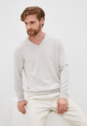Пуловер Falconeri. Цвет: серый