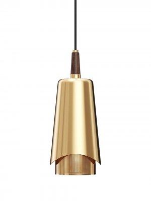 Подвесной светильник Umanoff Menu. Цвет: золотистый