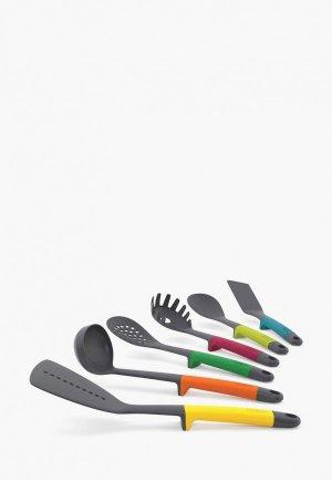 Набор кухонных инструментов Joseph Elevate Multi. Цвет: разноцветный