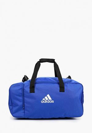 Сумка спортивная adidas TIRO DU M. Цвет: синий