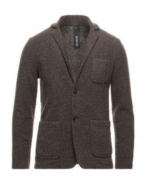 Пиджак DISTRETTO 12. Цвет: коричневый
