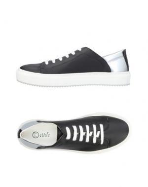 Кеды и кроссовки BAGATT. Цвет: черный