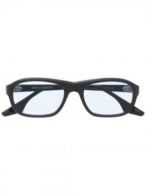 Солнцезащитные очки Pebble Gentle Monster. Цвет: серый