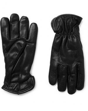 Перчатки FILSON. Цвет: черный