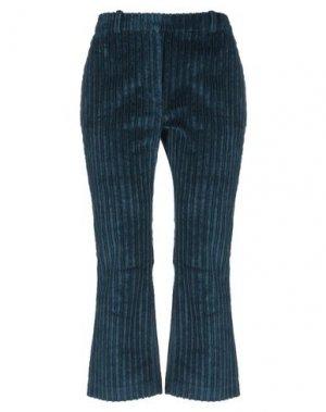 Повседневные брюки ALTUZARRA. Цвет: цвет морской волны