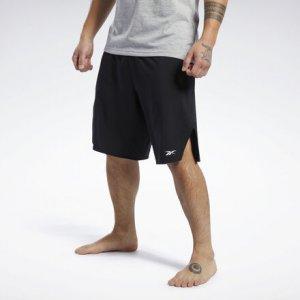 Спортивные шорты Boxing Reebok. Цвет: black