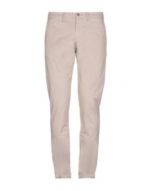 Повседневные брюки HENRI LLOYD. Цвет: песочный