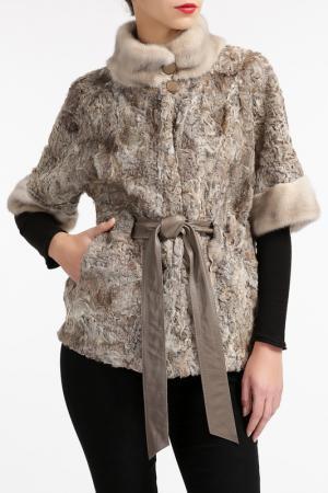 Куртка Manakas. Цвет: серый