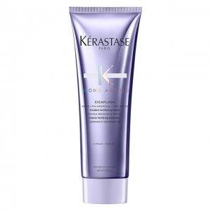 Молочко для волос Blond Absolu Cicaflash Kerastase. Цвет: бесцветный