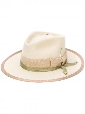 Шляпа Fraser Nick Fouquet. Цвет: нейтральные цвета
