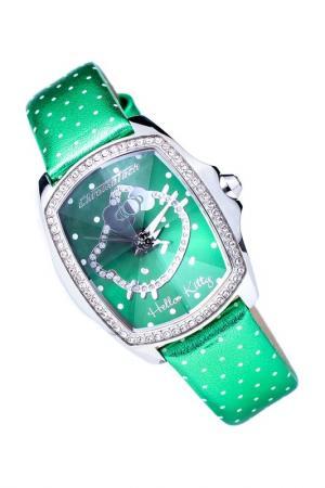Watch Chronotech. Цвет: green