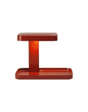 Настольная лампа FLOS. Цвет: красный