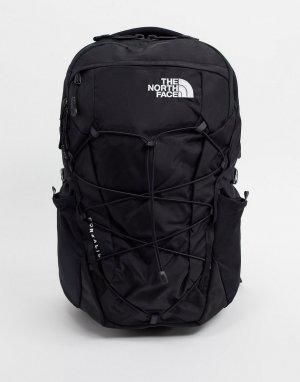 Черный рюкзак Borealis-Черный цвет The North Face