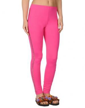 Пляжные брюки и шорты BLUGIRL BLUMARINE BEACHWEAR. Цвет: фуксия