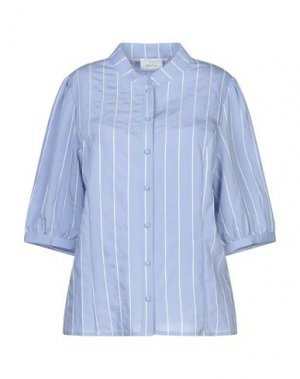 Pубашка GESTUZ. Цвет: небесно-голубой