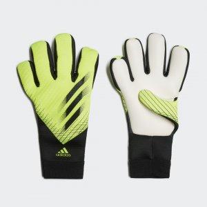 Вратарские перчатки X League Performance adidas. Цвет: черный