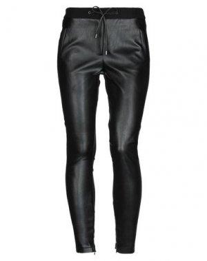 Повседневные брюки AAIKO. Цвет: черный