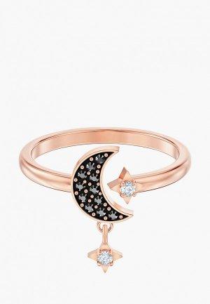Кольцо Swarovski® Swa Symbol. Цвет: золотой