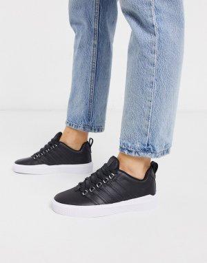 Черные кроссовки -Черный K-Swiss