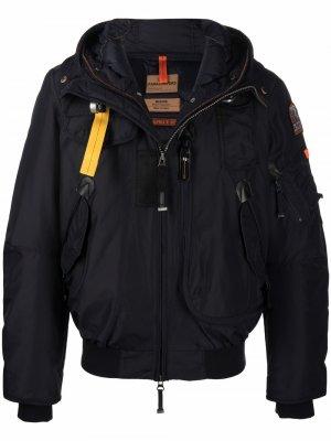 Gobi Base bomber jacket Parajumpers. Цвет: синий