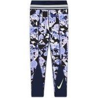 Тайтсы для тренинга девочек школьного возраста One Nike
