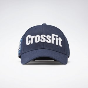 Бейсболка CrossFit® Games Reebok. Цвет: vector navy