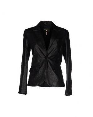 Пиджак BENEDETTA NOVI. Цвет: черный