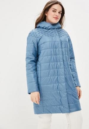 Куртка утепленная Winterra. Цвет: синий