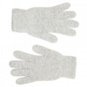 Перчатки Pollini. Цвет: серый