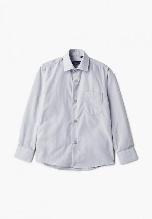 Рубашка Katasonov. Цвет: серый