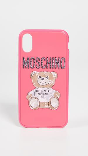 Bear iPhone X / XS Case Moschino