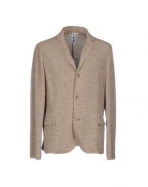 Пиджак BARK. Цвет: песочный