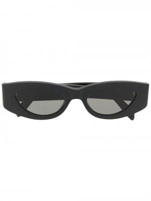 Солнцезащитные очки Atena Retrosuperfuture. Цвет: черный