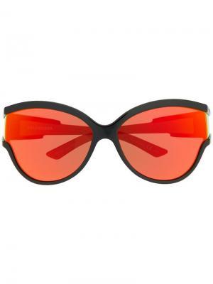 Unlimited sunglasses Balenciaga Eyewear. Цвет: оранжевый