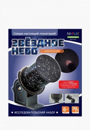 Конструктор ND Play Исследовательский набор Звёздное небо. Цвет: черный