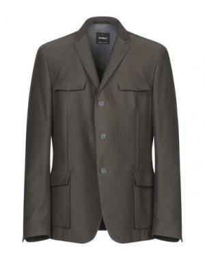 Пиджак STRELLSON. Цвет: зеленый-милитари
