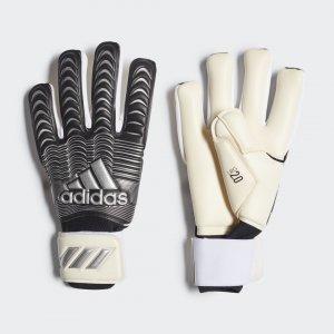 Вратарские перчатки Classic Pro Performance adidas. Цвет: черный