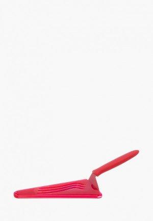 Лопатка сервировочная Elan Gallery. Цвет: красный