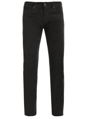 Вельветовые джинсы Baldessarini. Цвет: коричневый