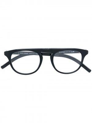 Blacktie 249 glasses Dior Eyewear. Цвет: черный