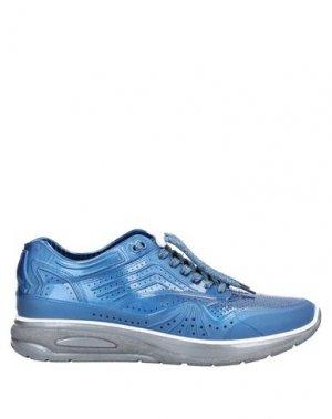 Низкие кеды и кроссовки AIRDP by ISHU+. Цвет: синий