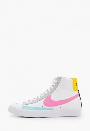Кеды Nike WMNS BLAZER MID VNTG 77. Цвет: белый