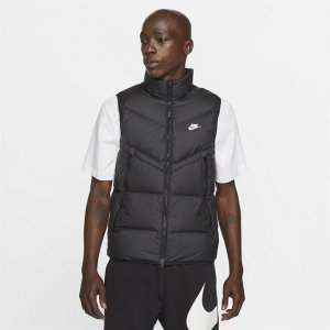 Мужской жилет Sportswear Storm-FIT Windrunner - Черный Nike