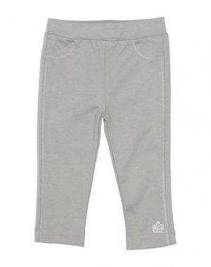 Повседневные брюки 3 POMMES. Цвет: серый