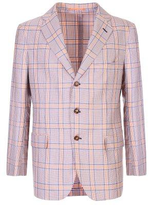 Шерстяной пиджак ANDREA CAMPAGNA